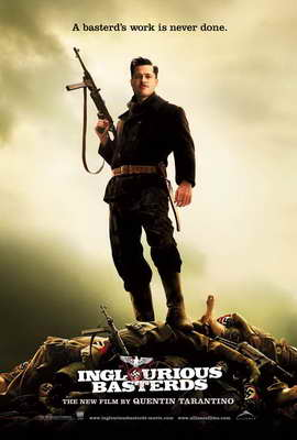 Inglourious Basterds - 27 x 40 Movie Poster