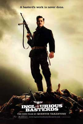 Inglourious Basterds - 27 x 40 Movie Poster - Style G