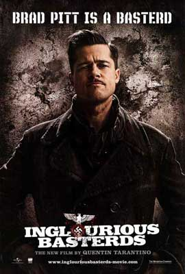 Inglourious Basterds - 27 x 40 Movie Poster - Style H