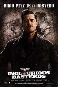 Inglourious Basterds - 43 x 62 Movie Poster - Bus Shelter Style F