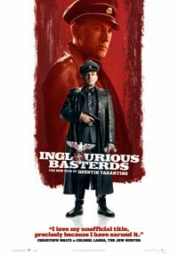 Inglourious Basterds - 43 x 62 Movie Poster - Bus Shelter Style G