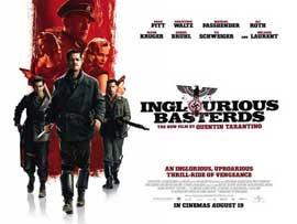Inglourious Basterds - 11 x 17 Movie Poster - Style R