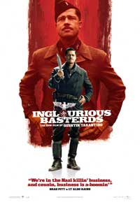 Inglourious Basterds - 43 x 62 Movie Poster - Bus Shelter Style J