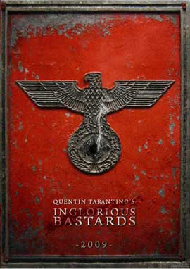 Inglourious Basterds - 11 x 17 Movie Poster - Style W
