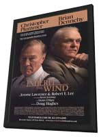 Inherit the Wind (Broadway) - 11 x 17 Poster - Style A - in Deluxe Wood Frame