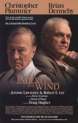 Inherit the Wind (Broadway) - 11 x 17 Poster - Style A