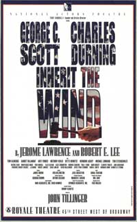 Inherit The Wind (Broadway) - 27 x 40 Poster - Style A