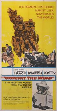 Inherit the Wind - 27 x 40 Movie Poster - Style B