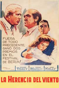 Inherit the Wind - 11 x 17 Movie Poster - Spanish Style A