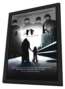 Ink - 11 x 17 Movie Poster - Style A - in Deluxe Wood Frame