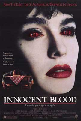 Innocent Blood - 11 x 17 Movie Poster - Style A