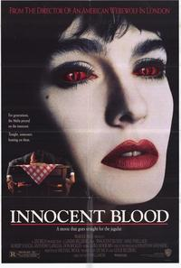 Innocent Blood - 27 x 40 Movie Poster - Style A