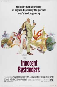 Innocent Bystanders - 11 x 17 Movie Poster - Style A