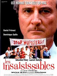 Insaisissables, Les - 11 x 17 Movie Poster - French Style A