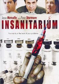 Insanitarium - 11 x 17 Movie Poster - Style A