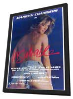 Insatiable - 27 x 40 Movie Poster - Style A - in Deluxe Wood Frame
