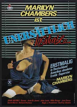Insatiable - 11 x 17 Movie Poster - German Style A
