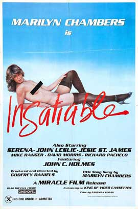 Insatiable - 27 x 40 Movie Poster - Style B