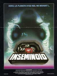 Inseminoid - 11 x 17 Movie Poster - French Style A