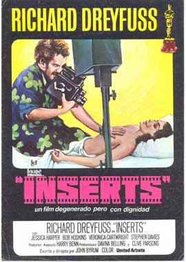 Inserts - 11 x 17 Movie Poster - Spanish Style A