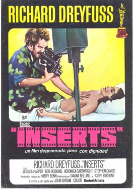Inserts - 27 x 40 Movie Poster - Spanish Style A