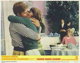 Inside Daisy Clover - 11 x 14 Movie Poster - Style B