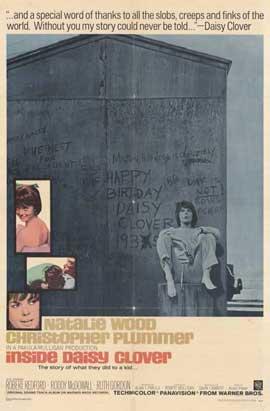 Inside Daisy Clover - 11 x 17 Movie Poster - Style A
