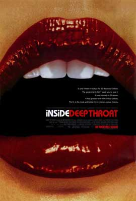 Inside Deep Throat - 11 x 17 Movie Poster - Style A