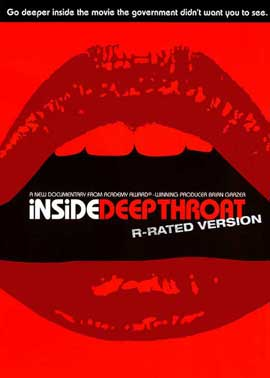 Inside Deep Throat - 27 x 40 Movie Poster - Style B