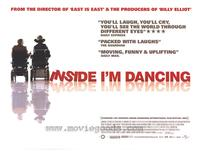 Inside I'm Dancing - 27 x 40 Movie Poster - UK Style A