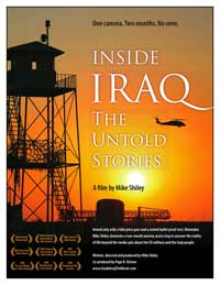 Inside Iraq: The Untold Stories - 11 x 17 Movie Poster - Style A