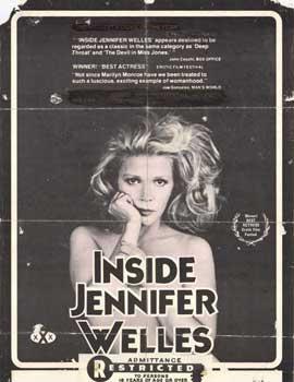Inside Jennifer Welles - 11 x 17 Movie Poster - Style A
