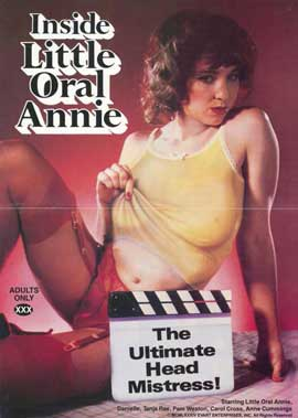 Inside Little Oral Annie - 11 x 17 Movie Poster - Style A