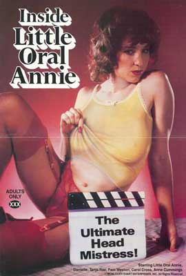 Inside Little Oral Annie - 27 x 40 Movie Poster - Style A