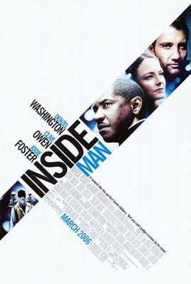 Inside Man - 27 x 40 Movie Poster - Style A