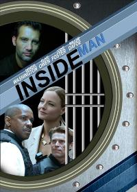 Inside Man - 43 x 62 Movie Poster - Bus Shelter Style A
