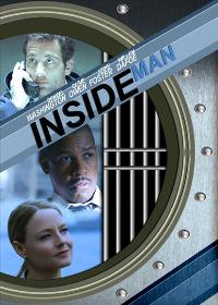 Inside Man - 43 x 62 Movie Poster - Bus Shelter Style B