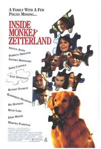 Inside Monkey Zetterland - 27 x 40 Movie Poster - Style A