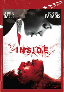 Inside - 11 x 17 Movie Poster - German Style A