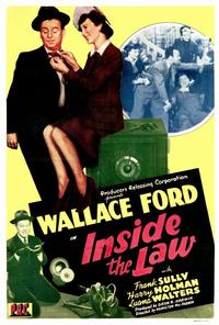 Inside the Law - 27 x 40 Movie Poster - Style A