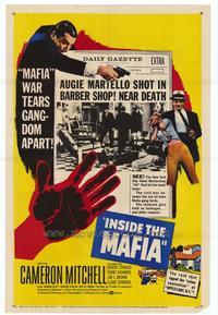 Inside the Mafia - 11 x 17 Movie Poster - Style A