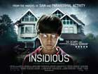 Insidious - 11 x 17 Movie Poster - UK Style A