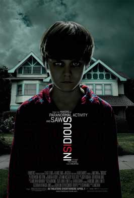 Insidious - 43 x 62 Movie Poster - Bus Shelter Style A