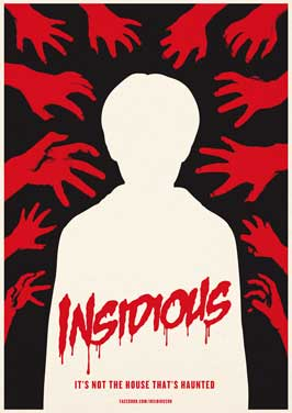 Insidious - 43 x 62 Movie Poster - Bus Shelter Style C