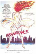 Insignificance - 11 x 17 Movie Poster - Style B