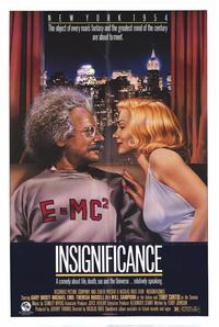 Insignificance - 43 x 62 Movie Poster - Bus Shelter Style A