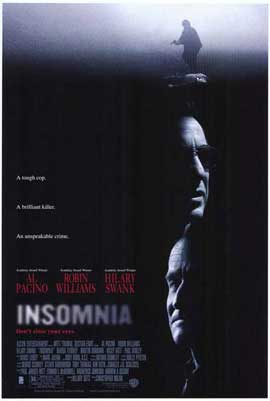 Insomnia - 27 x 40 Movie Poster - Style A