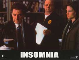 Insomnia - 11 x 14 Poster French Style F