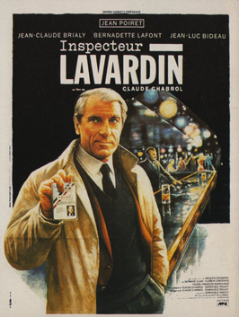 Inspecteur Lavardin - 11 x 17 Movie Poster - French Style A