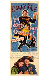 The Inspector General - 43 x 62 Movie Poster - Bus Shelter Style A